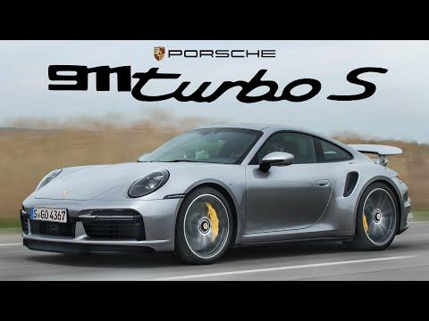 External Review Video l-qNOrlYT7Y for Porsche 911 Carrera, Carrera 4, Carrera S, Carrera 4S, Turbo S, Coupe & Cabriolet (992, 8th gen)