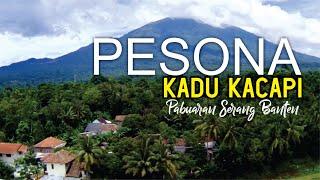 Pesona Kadu Kacapi Pabuaran Serang Banten | Pegunungan | Pesawahan | Drone MJX Bugs 20 | Xiaomi |