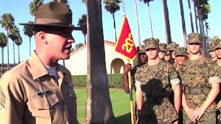 CORPS' VALUES & FIRST INSPECTION - Marine: Earning the Title (2007) Ch 4