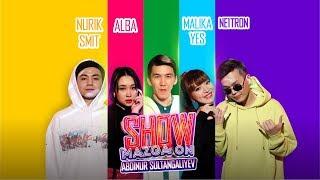 "Show Mazga On (Шоу МАЗГА Он) #6 ""Alba"", ""Ne1tron"", ""Malika Yes"", ""Nurik Smit"""