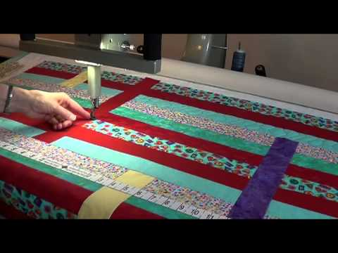 Quiltmagine Pro - Custom Edge-to-Edge Placement