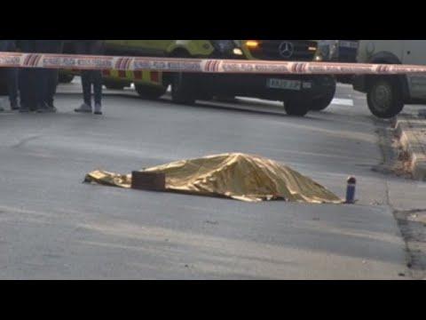 Mata a su pareja, atropella a su hija y se suicida en un pueblo de Girona