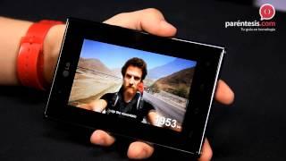 Celular LG Optimus VU (P895)