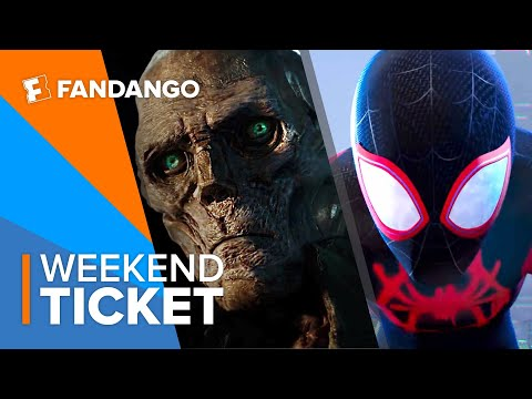 In Theaters Now: Mortal Engines, The Mule, Spider-Man: Into the Spider-Verse   Weekend Ticket