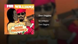 Mr. Williamz - Don Digginz (2016)