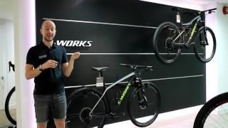 Specialized Epic Hardtail Mountain Bike 2017 Tech Talk