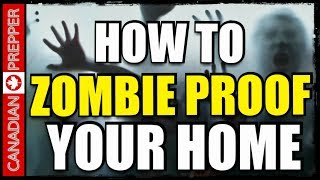 Home Fortifications for SHTF, Home Invasion and Burglary prevention