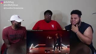 J.I.D and Ski Mask The Slump God's Cypher - 2018 XXL Freshman | REACTION