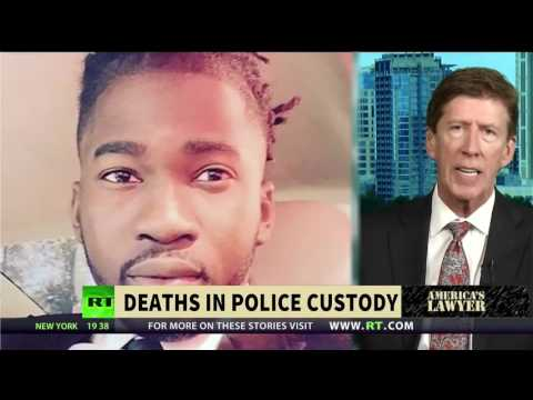 America's Lawyer [09]: Deaths in Police Custody & Abby Martin on Refugee Ban Fallout