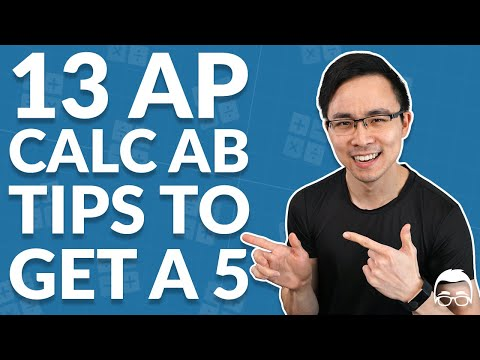 13 AP Calculus AB Tips: How to Get a 4 or 5 in 2021 | Albert ...
