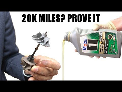 Stop Changing Your Oil! |