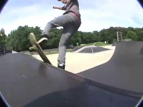 Round Lake Beach, IL skatepark