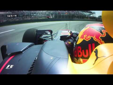 2017 Canadian Grand Prix   Best Onboard Action