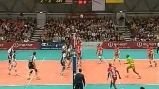 Leonel Marshall - PIACENZA vs TVB - set5 part2