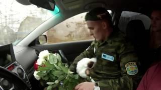 Дембель 2016. в/ч 205 МСБ г.Буденновск