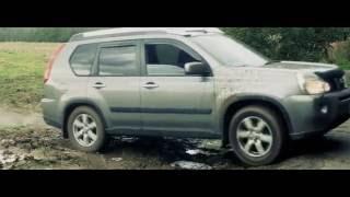 Ниссан Х-трейл. Скоро новое видео. Автомобиль абсолютно не созданный для бездорожья. Nissan X Trail.