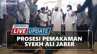 LIVE UPDATE: Prosesi Pemakaman Syekh Ali Jaber di Ponpes Daarul Quran