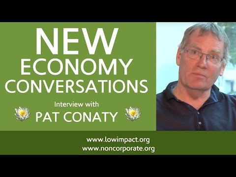 What are 'the commons' in the 21st century? Interview with Pat Conaty