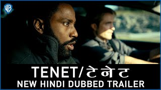TENET - New Hindi Dubbed Trailer