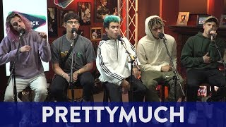 PRETTYMUCH  Real Friends (Live)