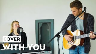 With You - Matt Simons (Suzan & Freek acoustic cover)