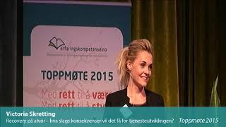Toppmøte 2015 – Viktoria Skretting
