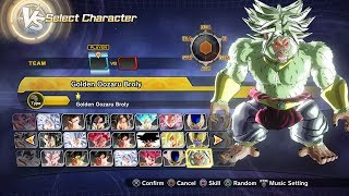 Dragon Ball Xenoverse 2 DLC Mod Packs (Addon Slots) [Roster Review] P1