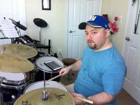 """Zac Treby's Drum Studio International: """"40 Rudiments: Drag Paradiddle #2"""