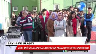 Beyşehir'e 41'inci çok amaçlı saha