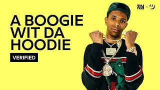 "A Boogie Wit Da Hoodie ""Drowning"" Official Lyrics & Meaning 