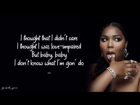 Lizzo - Cuz I Love You (Lyrics) - SuperbLyrics