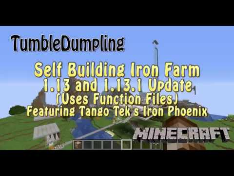 minecraft 1.13 farms