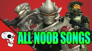 All Halo Noob Raps by JT Music