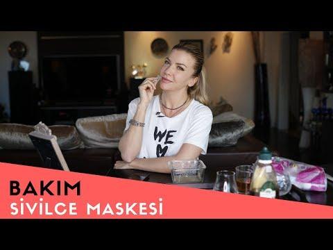 Doğal Sivilce Giderici Maske Nasıl Yapılır I İvana Sert