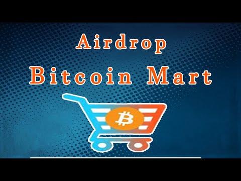 Airdrop BitcoinMart U$24 Dólares Grátis ! ATENÇÃO