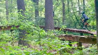 "Coler Mtb Preserve - ""Here's Johnny"""