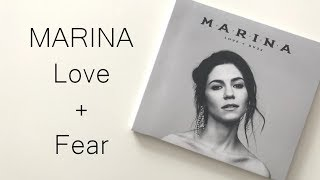 Marina Love + Fear | Unboxing