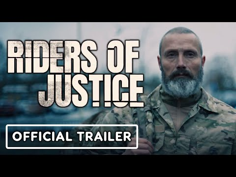 Riders Of Justice (2021) Official Trailer