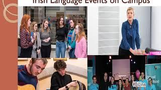 Gaeilge san Ollscoil