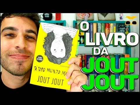 EU RECOMENDO: TÁ TODO MUNDO MAL, JOUT JOUT + SORTEIO | Livraria em Casa