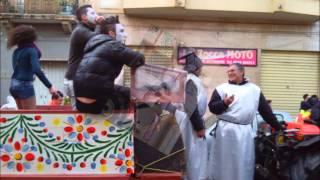preview picture of video 'Carnevale di Castelvetrano - Lu Nannu e la Nanna - Testamento 2014'