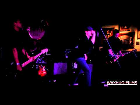 Bomb Pilot - Double Blind - Live at Hard Rock Cafe WAXHUG FILMS