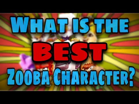 What is the BEST character in ZOOBA? | Zooba Character Ranking & Gameplay