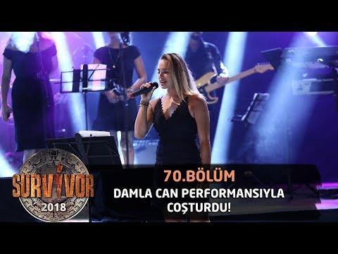Damla Can ' Ben Böyleyim' şarkısıyla sahnede... | 70.Bölüm | Survivor 2018 mp3 yukle - Mahni.Biz
