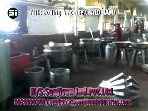 Mawa Rossgulla Boiling Plant
