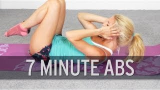 7 Minute Ab Workout by XHIT Daily
