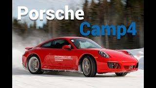 Porsche Camp4 - La mejor escuela de drift del mundo   Autocosmos
