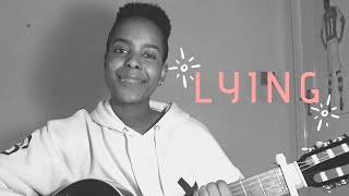 Lying   PRETTYMUCH Ft. Lil Tjay Cover