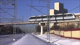 Монорельсовая система в Москве