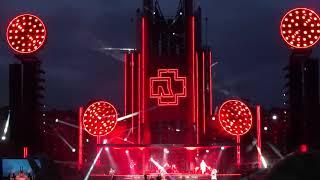 Rammstein   Deutschland   Live In Riga 6.08.2019